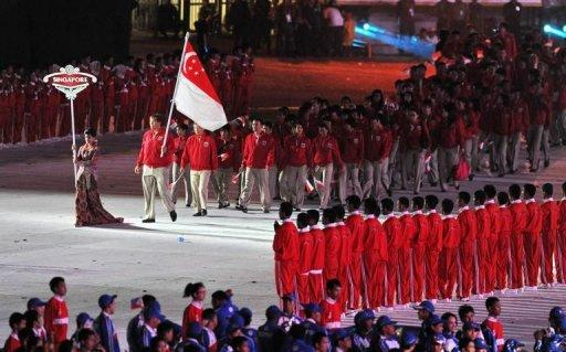 The SEA Games Federation agreed to award the 28th edition of the competition to Singapore