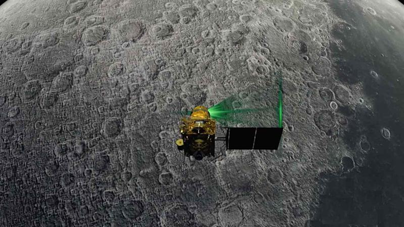 Chandrayaan 2: Orbiter insturments study Argon 40 levels in moon's exosphere for the first time