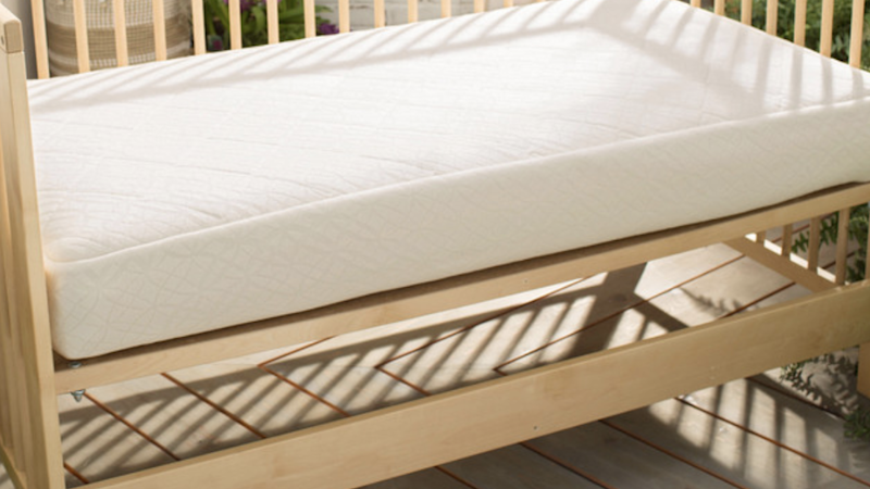 We loved this high-quality mattress in our test of best cribs.