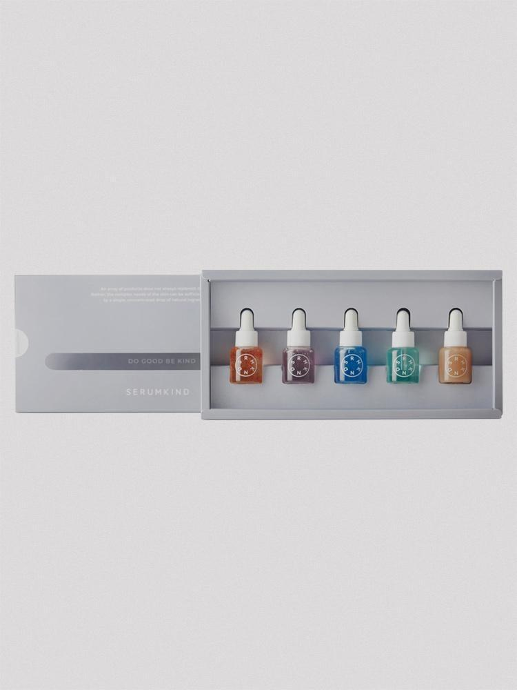 <p>Experimenting with serums is arguable one of the best parts of building a skin-care routine. For someone new to the vast world of treatments, the <span>Serumkind Single & Kind Mini Set</span> ($35) includes five mini-size versions to test.</p>