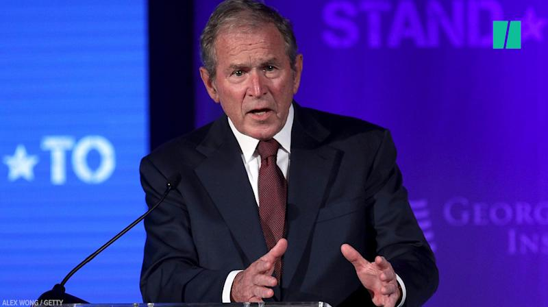 George W. Bush Warns Against 'Bigotry'