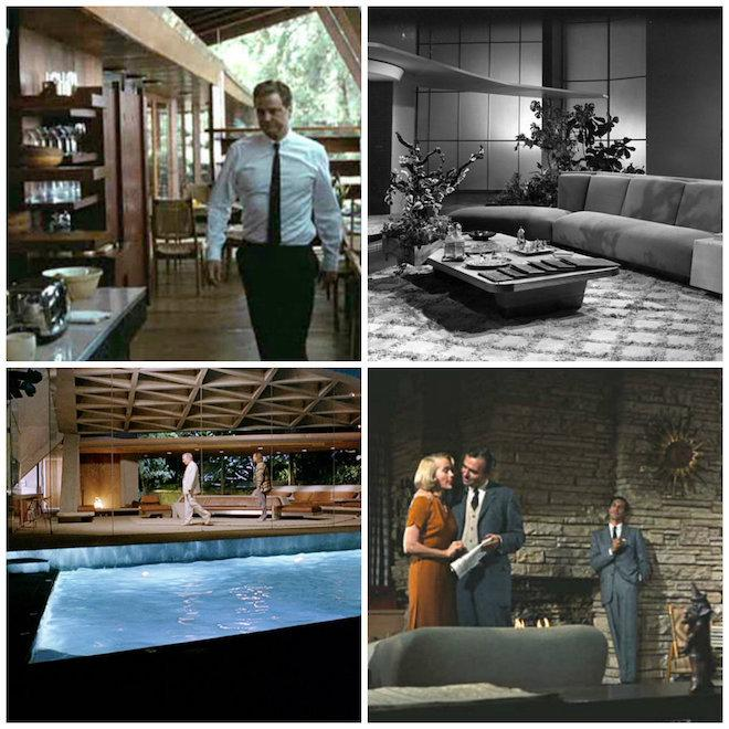 Midcentury Modern at the Movies: 13 Stylish Film Sets