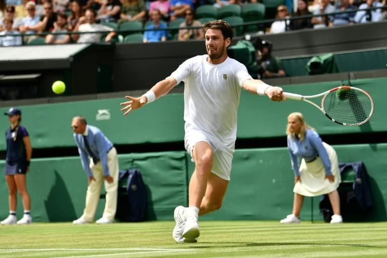 Cameron Norrie may have been born in SOuth Africa and brought up in New Zealand but his Scottish father David has imbued in him old habits such as supporting Scottish champions Rangers
