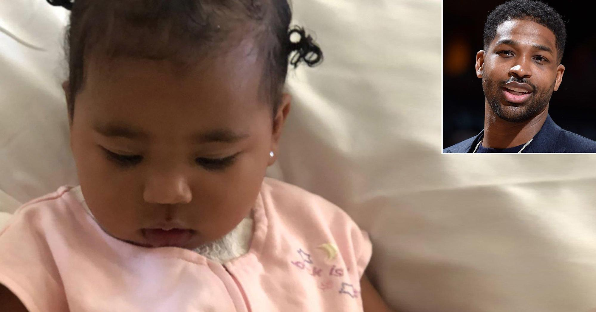 Tristan Thompson Shares Photos of His Children After Not ...