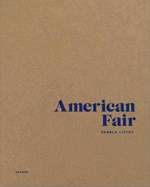 <p>'American Fair' book cover. (Photo: Kehrer Verlag) </p>