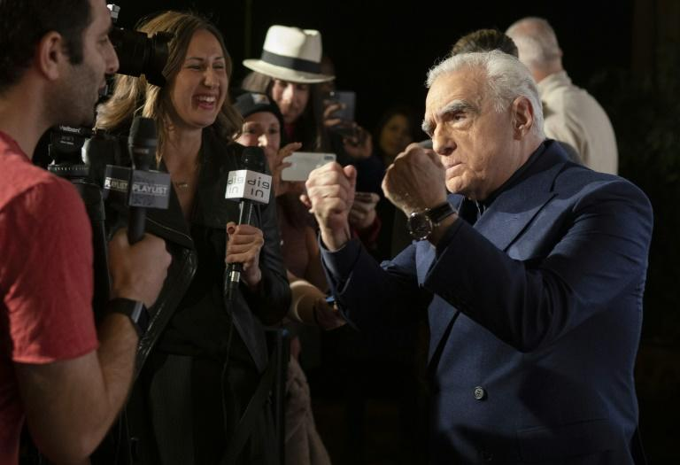 """Fueling the controversy is the release of """"The Irishman,"""" Martin Scorsese's $160 million-budget crime epic, by streaming giant Netflix"""