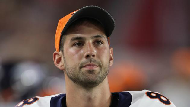 Denver Broncos' Brandon McManus Drills 73-Yard Field Goal During Training Camp