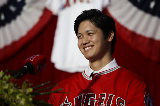 Shohei Ohtani Reportedly Dealing with Elbow Injury
