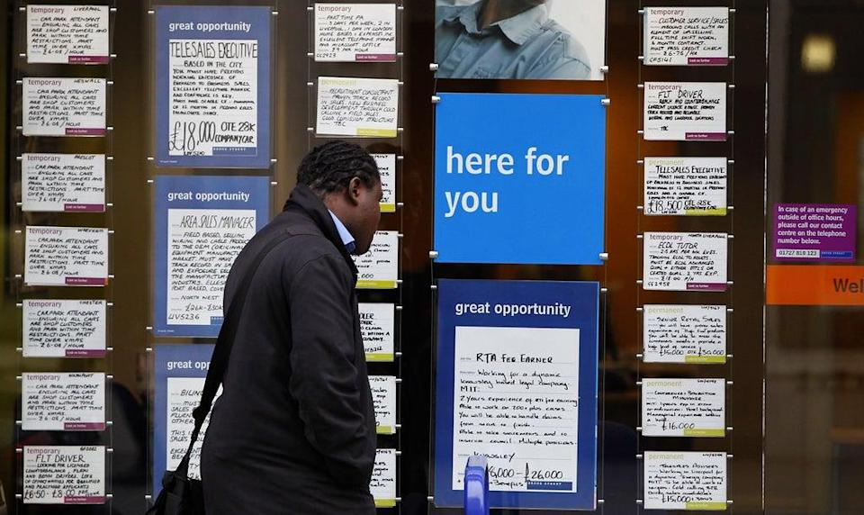 The CBI is urging the Government to take urgent action to tackle the shortage of workers, warning that labour supply problems could last up to two years (Peter Byrne/PA) (PA Archive)