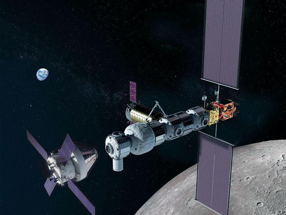 <p>NASA's Gateway, a cis-lunar orbital space station in conjunction with other international partners, will be an ongoing project throughout the 202os. But once the U.S. habitat is delivered to the space station in 2025, the real science begins.</p><p>Current designs allow for four astronauts onboard the space station at the same time, and a litany of proposed lunar landers will make the Gateway a hive of space-based activity—and a possible stepping stone to Mars.</p>