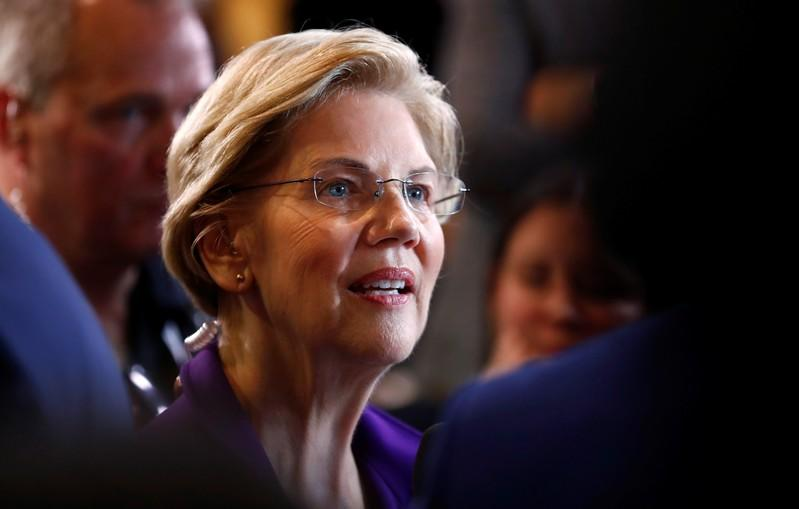 Democratic 2020 hopeful Warren still weighing Medicare for All financing options