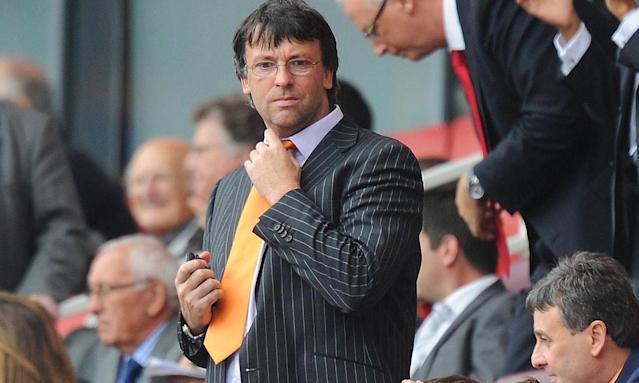 Karl Oyston has stepped down from his role as Blackpool's chairman.