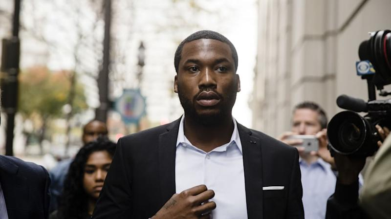 Meek Mill Talks 'Helping Minorities That Come From These Situations Like Myself'