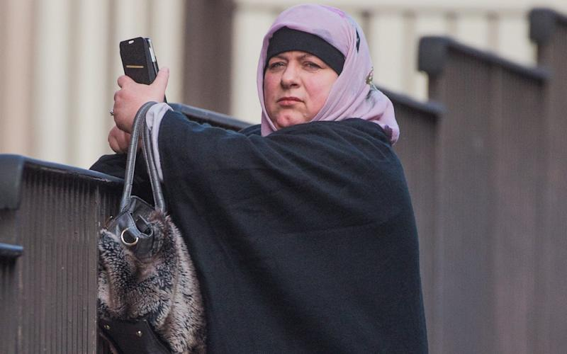 Mary Kaya outside Leeds Crown Court - Benjamin Paul / SWNS.com