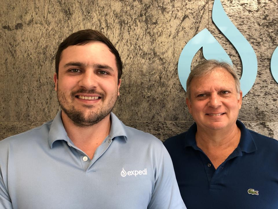 Tim and Larry Neal are revolutionizing the way oil rig managers get replacement parts.