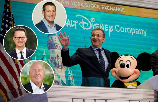 Join TheWrap at Noon on Twitter for Our AMA on Disney+ and Bob Iger Succession Plans