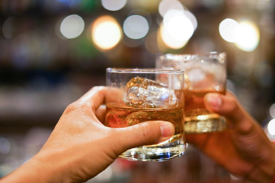 It is not known how often drink spiking happens, or how widespread the problem is, due to the lack of reporting. Source: Getty Images