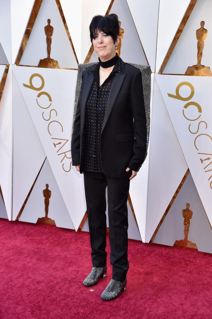 <p>Diane Warren attends the 90th Academy Awards in Hollywood, Calif., March 4, 2018. (Photo: Getty Images) </p>