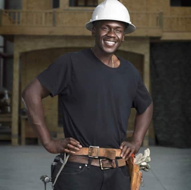 Shooting victim Samuel Boakye was the co-founder of Out of the Box Construction, a group that provides construction services and training for people from underrepresented communities. (Communitybenefits/Instagram - image credit)