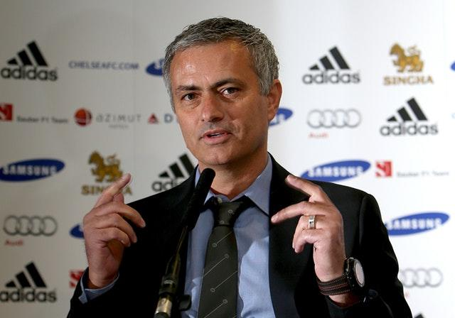 Mourinho returned to Chelsea for a second spell in 2013 (John Walton/PA)