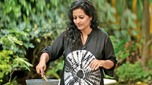 Nandita Iyer shows you how to innovate with vegetarian recipes.