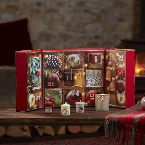 Book Advent Calendar by Yankee Candle. [Photo: Yankee Candle]