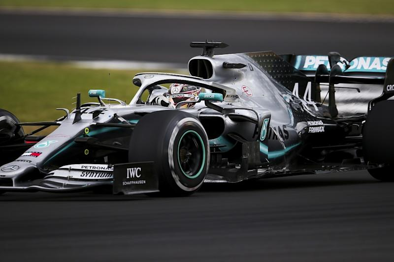 Mercedes car to make track debut on February 14
