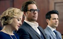 <p><b>Last TV Gig:</b> Playing second fiddle and comic relief, Anthony DiNozzo on the long-running <em>NCIS</em>.<br><b>Next Up:</b> Dr. Jason Bull, an expert psychologist and trial consultant on CBS's <em>Bull</em>. The character is inspired by the early life of Dr. Phil McGraw.<br><br> (Credit: CBS)</p>