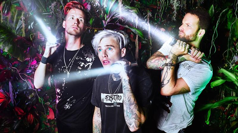 Highly Suspect Talk Blue-Collar Roots, 'Naked Parties' on Tour