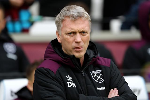 David Moyes plans West Ham overhaul to recruit and develop young talent