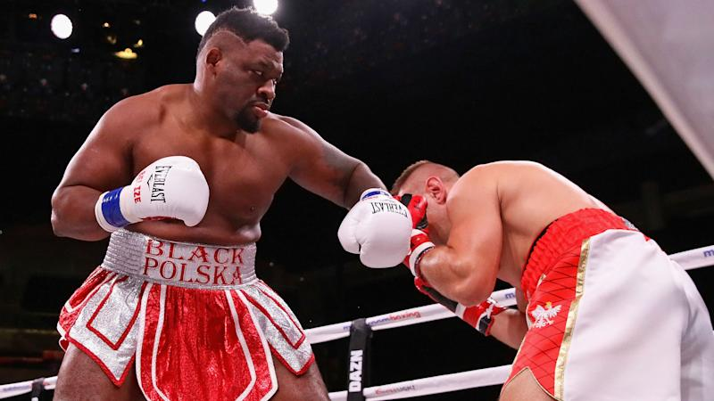 Miller hungry to 'knock out a Brit' after Dinu demolition