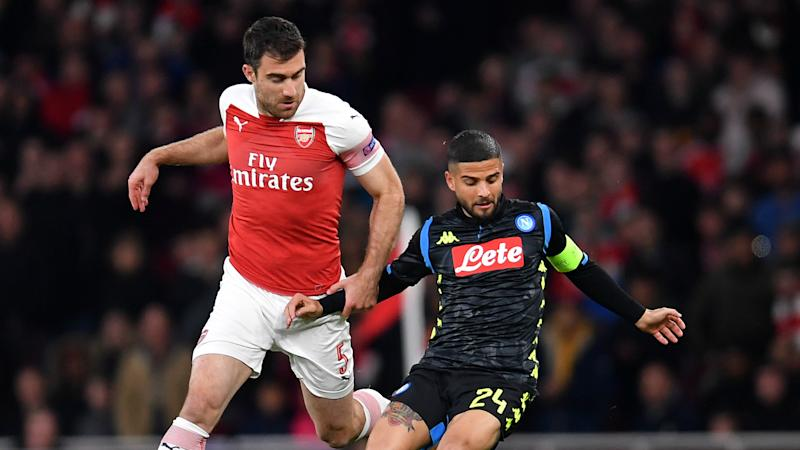 Insigne: Arsenal loss one of Napoli's worst performances of the season