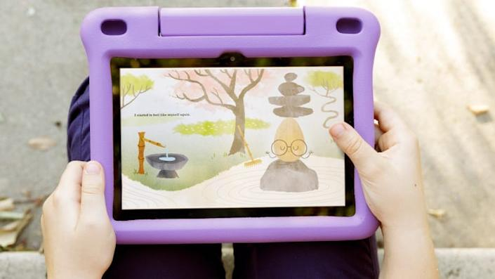 Gifts for kids: Amazon Fire HD 8 Kids