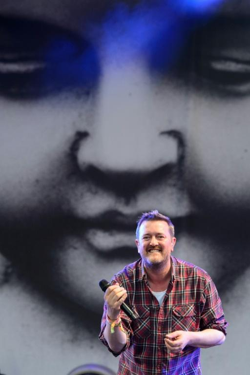 Guy Garvey of British band Elbow, pictured here in 2014, says the price of inaction is that musicians will stop producing music
