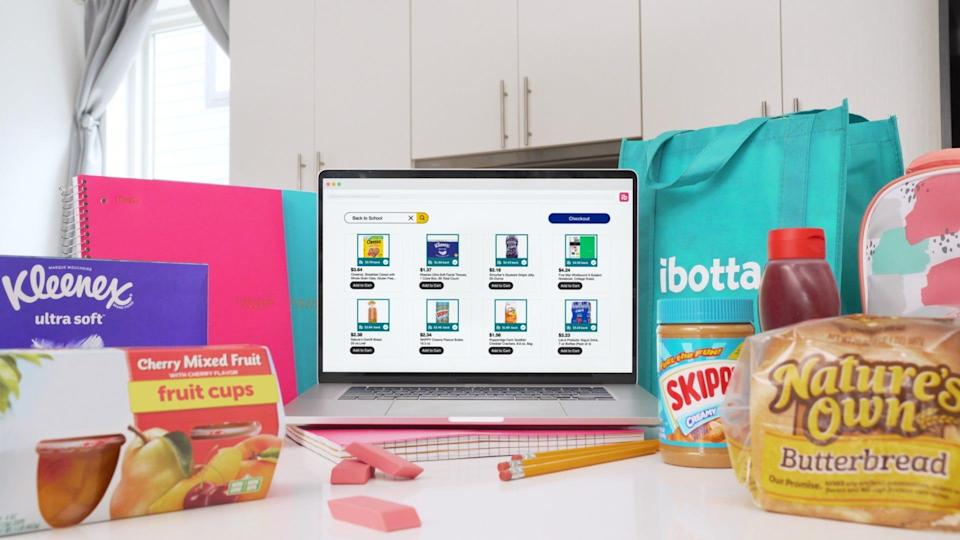 Ibotta has a free school supply promotion for a limited time.