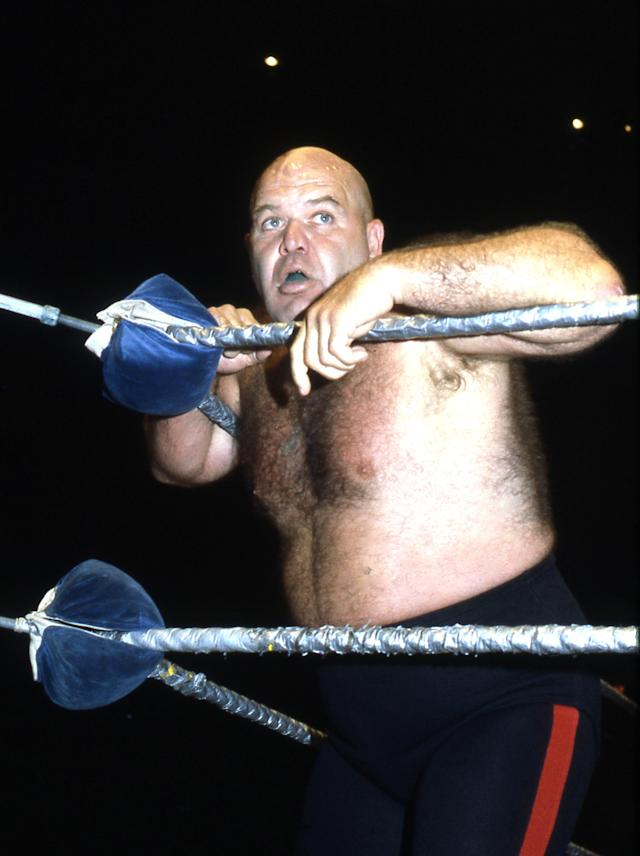 "<p><span>George ""The Animal"" Steele (1937-2017): Professional wrestler whose career spanned three decades.</span> </p>"