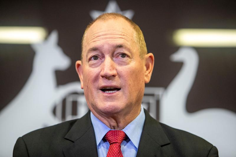 Senator Fraser Anning has caused a stir in recent months. Source: AAP