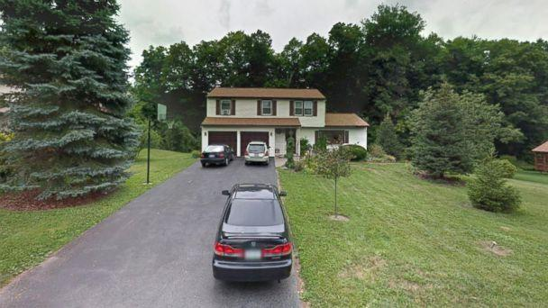 PHOTO: The home of Mark and Christina Rotondo is seen in this undated Google Maps, in Syracuse, N.Y. (Google Maps)