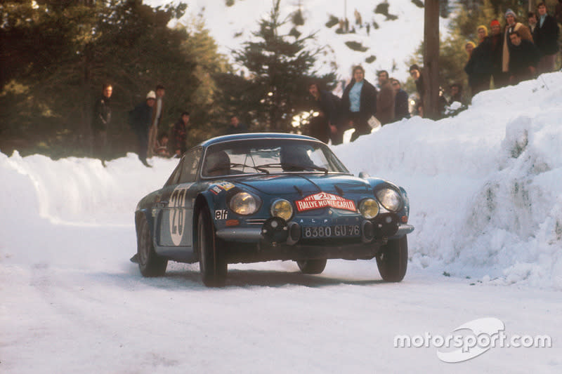 "1. Rally San Remo 1973: 44,15 km/h<span class=""copyright"">LAT Images</span>"