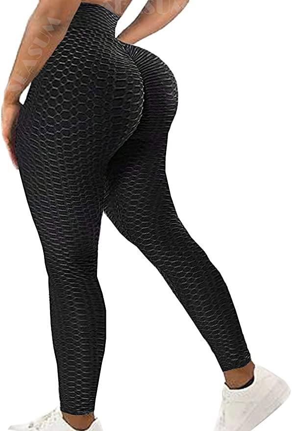 <p>The <span>Seasum Women High Waisted Leggings</span> ($26) have gone so viral on TikTok, they have their own hashtag. They give your booty a flattering look.</p>