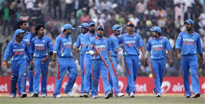 The Indian team won 11 straight encounters under MS Dhoni's leadership