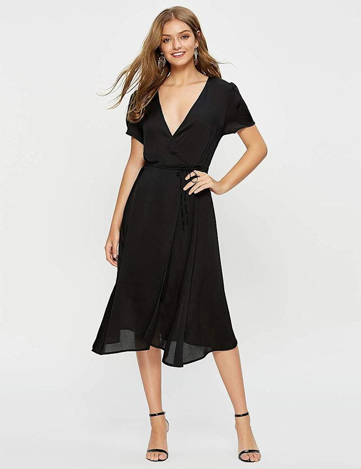 "<p>Customers can't say enough good things about this <a href=""https://www.popsugar.com/buy/Escalier-Wrap-Dress-500709?p_name=Escalier%20Wrap%20Dress&retailer=amazon.com&pid=500709&price=28&evar1=fab%3Auk&evar9=46310389&evar98=https%3A%2F%2Fwww.popsugar.com%2Ffashion%2Fphoto-gallery%2F46310389%2Fimage%2F46811999%2FEscalier-Wrap-Dress&list1=shopping%2Cfall%20fashion%2Camazon%2Csummer%20fashion%2C50%20under%20%2450%2Caffordable%20shopping&prop13=api&pdata=1"" rel=""nofollow"" data-shoppable-link=""1"" target=""_blank"" class=""ga-track"" data-ga-category=""Related"" data-ga-label=""https://www.amazon.com/Escalier-Womens-Floral-Chiffon-Dresses/dp/B07SYJ5TTL/ref=sr_1_55_sspa?crid=29J9YP3C16WA9&amp;keywords=velvet%2Bwrap%2Bdress&amp;qid=1570771031&amp;sprefix=velvet%2Bwra%2Caps%2C233&amp;sr=8-55-spons&amp;spLa=ZW5jcnlwdGVkUXVhbGlmaWVyPUEyR0pPWFpOMlIwTjg0JmVuY3J5cHRlZElkPUEwODQ4NzExNU45WFdUUTUzQlpTJmVuY3J5cHRlZEFkSWQ9QTA2NzY3ODQzT0o5VFlIWVJZTDg3JndpZGdldE5hbWU9c3BfYnRmJmFjdGlvbj1jbGlja1JlZGlyZWN0JmRvTm90TG9nQ2xpY2s9dHJ1ZQ&amp;th=1&amp;psc=1"" data-ga-action=""In-Line Links"">Escalier Wrap Dress </a> ($28).</p>"