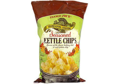 <p>These delicious chips taste JUST like stuffing and make a fun and festive nibble. </p>