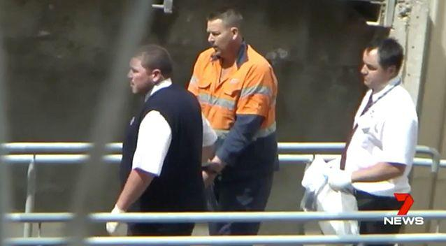 Timothy Seymour told the court Daniel Hind did not deserve to die the way he did. Photo: 7 News