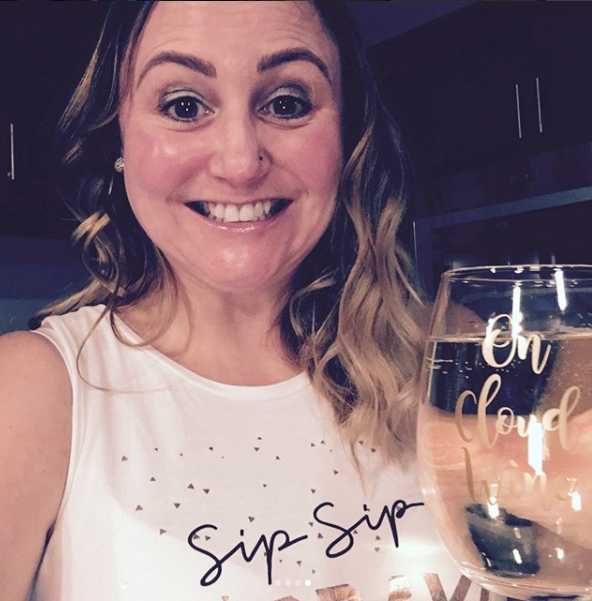 They celebrated the day Nicole finalised her divorce. Photo: Instagram/nicoleniesner