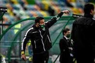 Sporting Lisbon coach Ruben Amorim is bidding to win the Portuguese League Cup for the second year in a row, having lifted the trophy with Braga in 2020