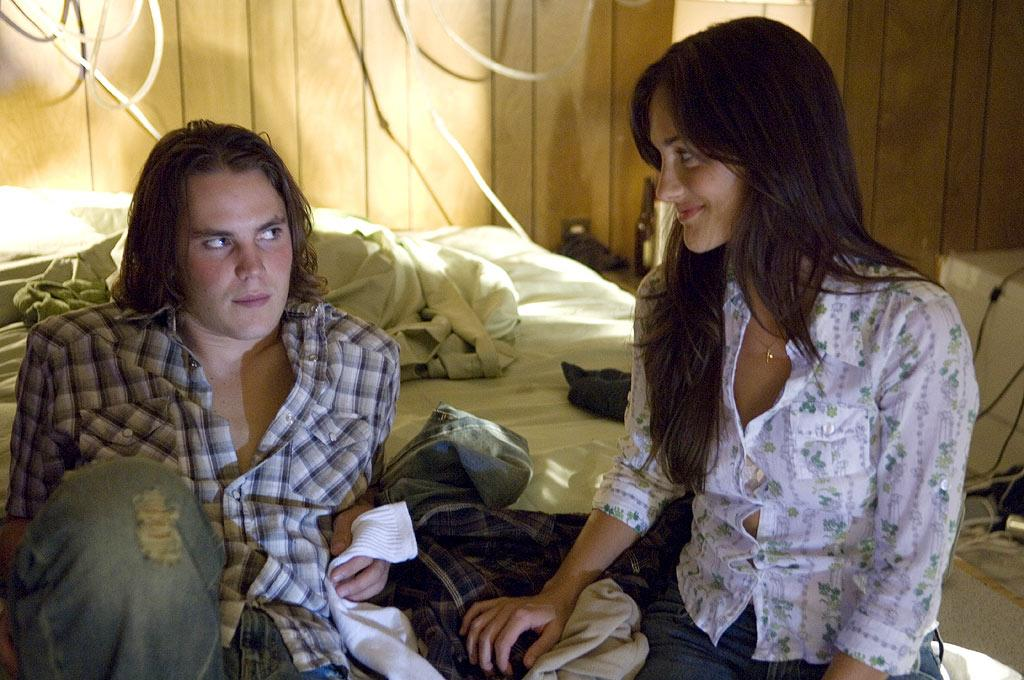 "<a href=""/minka-kelly/contributor/1260323"">Lyla</a> and <a href=""/taylor-kitsch/contributor/2182087"">Tim</a>'s forbidden romance continues behind Jason's back.  <a href=""/friday-night-lights/show/38958"">Friday Night Lights</a>"