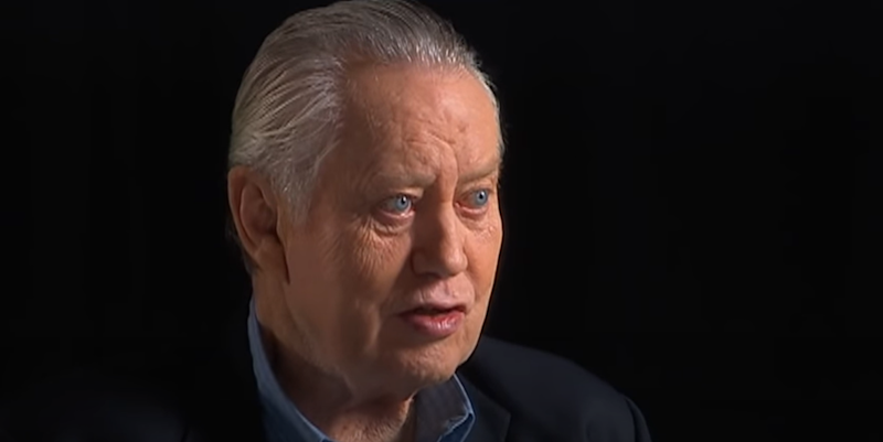 Chuck Feeney en 2014. Foto: Captura de pantalla de video de Atlantic Philanthropies