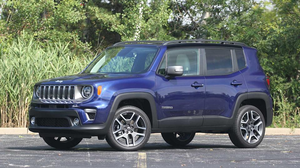 2019 Jeep Renegade Limited: Review