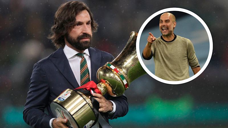 'Pirlo has a bit of Guardiola in him' - New Juventus boss backed for success by his first sporting director